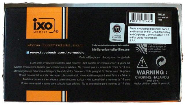 IXO FIAT 690 T1 Img_0320