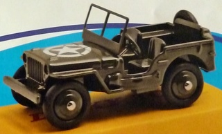 """""""Falsi"""" Miti - Dinky Toys Collection  Jeep111"""