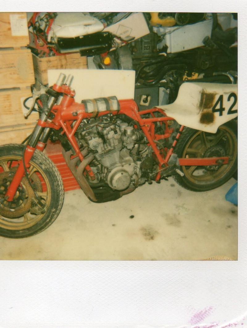 HONDA CB 750 SOHC POUTRE  Motos010