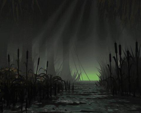 Mount Myōboku Swamp10