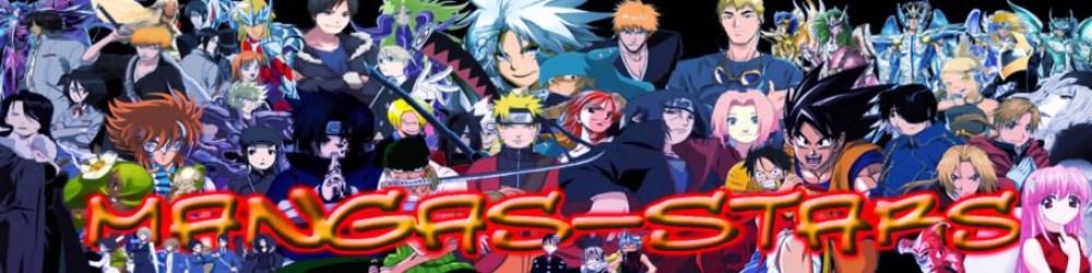 Mangas-Stars-1 , Référence Francophone de Mangas