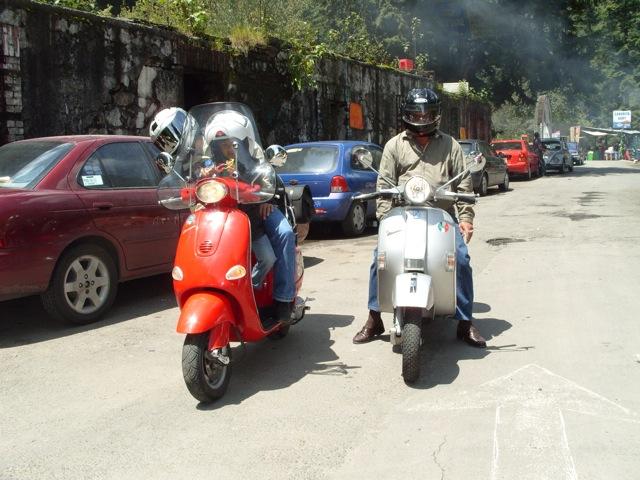 Fotos de Rodada informal a Los Dinamos S1050418