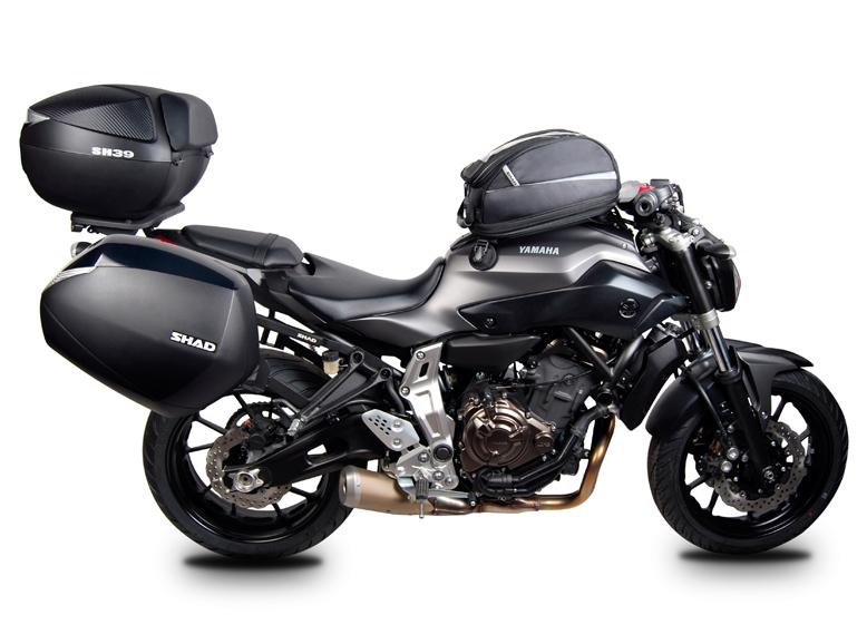 New SHAD SH36 Side Cases for Yamaha FZ-07 A_shad10