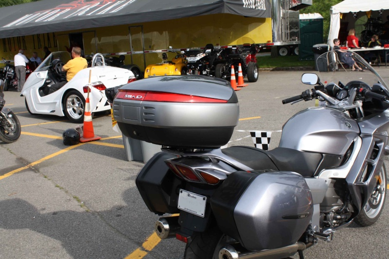Pictures Yamaha FJR 1300 with Shad Cases Fjr410