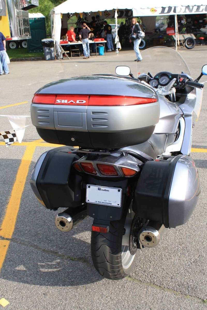 Pictures Yamaha FJR 1300 with Shad Cases Fjr510