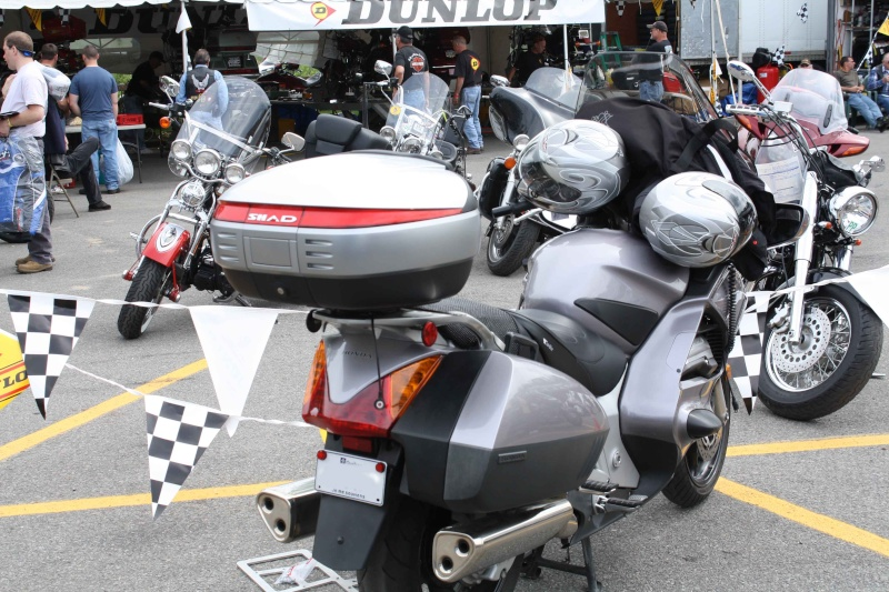 Pictures Honda ST1300 with Shad Motorcases Pic310