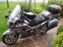 Pictures Yamaha FJR 1300 with Shad Cases P8080610