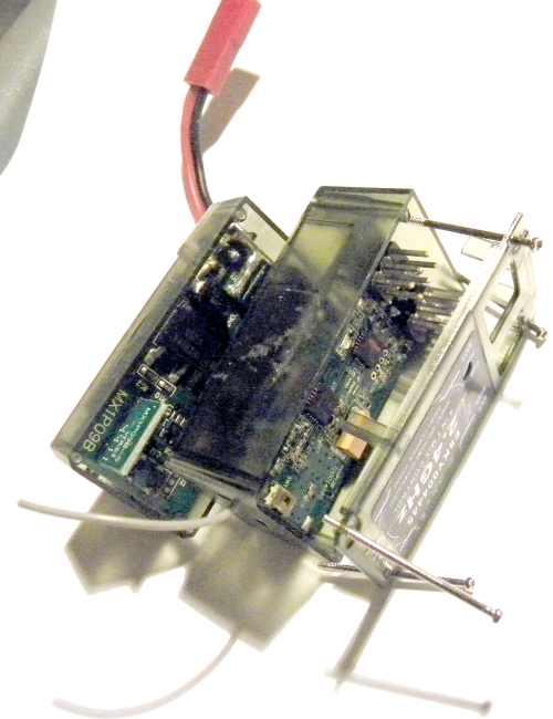 Radio 7 voies programmable 2,4ghz WFT07 + 1 Récepteur 2,4ghz 00110