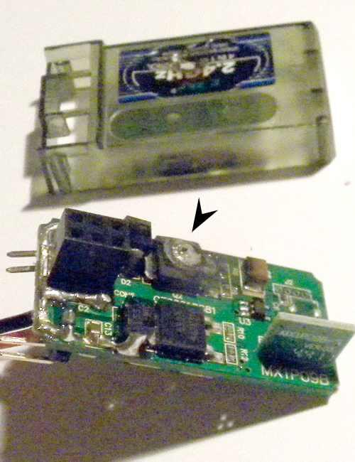 Radio 7 voies programmable 2,4ghz WFT07 + 1 Récepteur 2,4ghz 00610