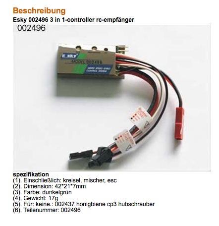 Radio 7 voies programmable 2,4ghz WFT07 + 1 Récepteur 2,4ghz - Page 2 Captur14