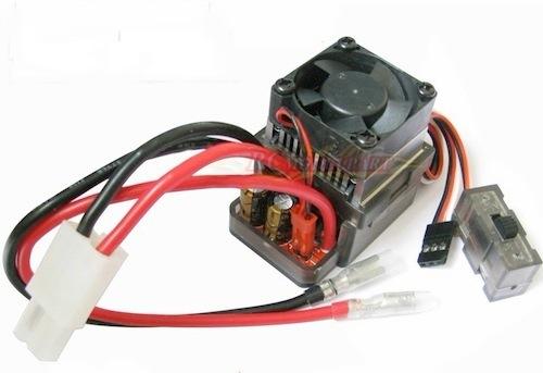 Radio 7 voies programmable 2,4ghz WFT07 + 1 Récepteur 2,4ghz Esc10