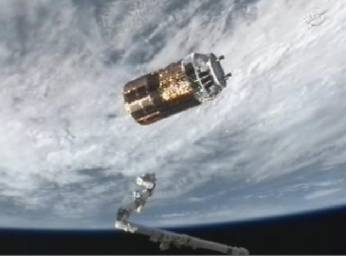 """[Japon] Mission du vaisseau HTV-2 """"Kounotori 2"""" Sans_t11"""