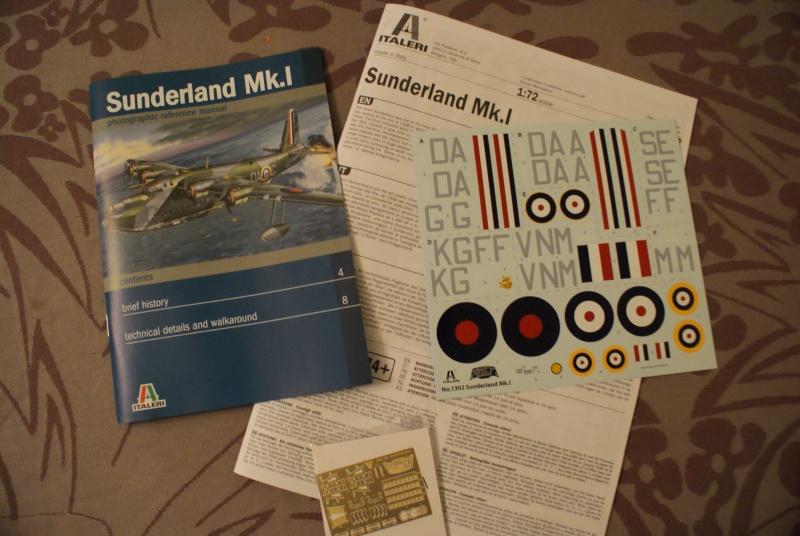 [Italeri] Sunderland MK. I au 1/72 Dsc02918