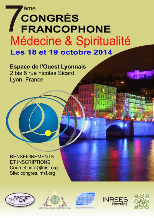 7ème Congrès Francophone de Médecine et Spiritualité (18 et 19 Octobre 2014) 2014_a10