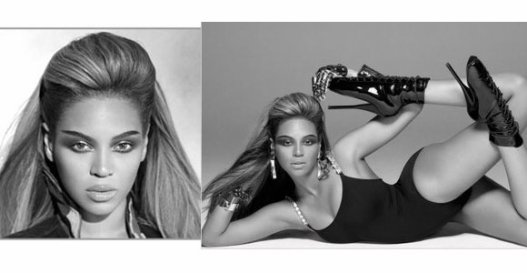 Beyonce et Sasha Fierce son entité démoniaque. 23906210
