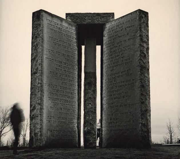 Dix commandements pour l'après-catastrophe (Georgia Guidestones) Ff_gui10