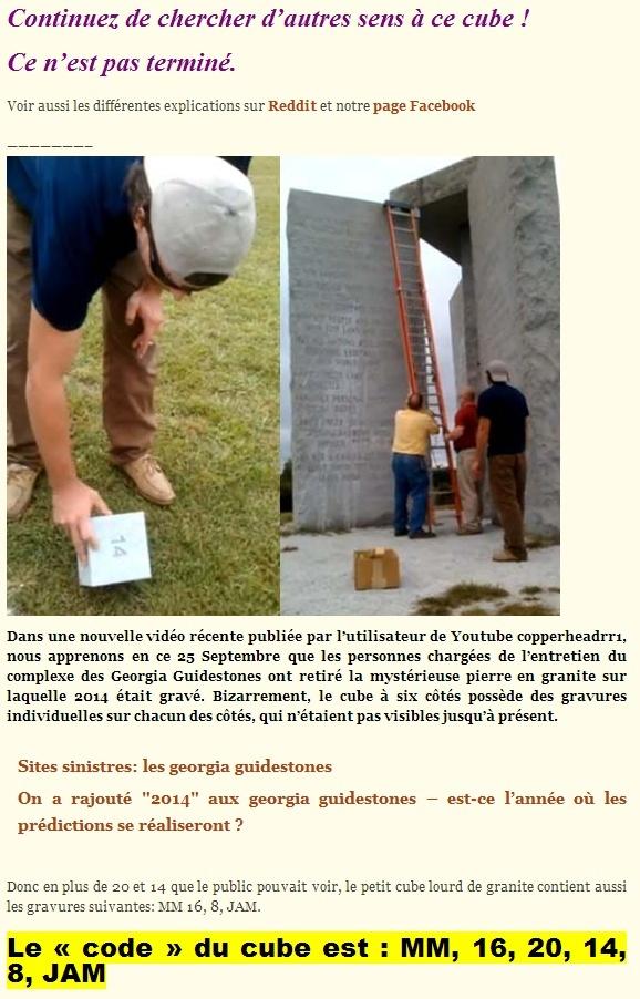Dix commandements pour l'après-catastrophe (Georgia Guidestones) Sans_t15