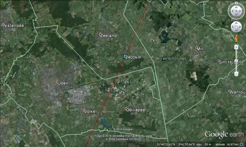 Diagonale européenne de Grense Jakobselv (NORVEGE) au Cap de Gate (ESPAGNE) - Page 5 2400km11