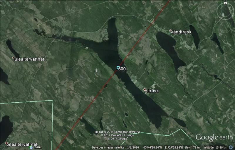 Diagonale européenne de Grense Jakobselv (NORVEGE) au Cap de Gate (ESPAGNE) - Page 2 600_km10