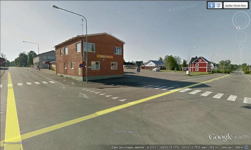 Diagonale européenne de Grense Jakobselv (NORVEGE) au Cap de Gate (ESPAGNE) - Page 2 700_km10
