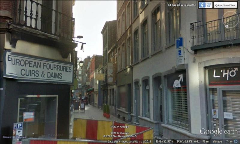 En Bergerue : la seule rue sans titre de Belgique (Liège) En_ber10