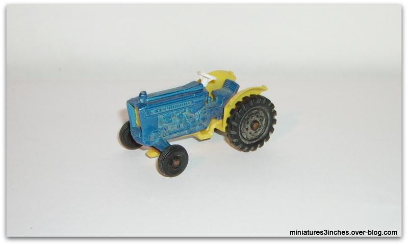 N°253 Tracteur Ford 5000 Tracte10