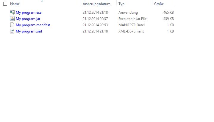Converting Jar Files To Windows Executables Execut10