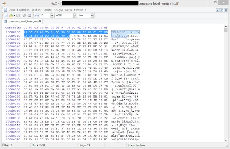 Decompressing MW3 Wii .ff Files? Hxd_co12