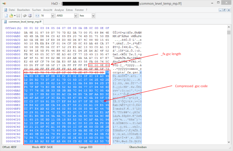 Decompressing MW3 Wii .ff Files? Hxd_co13