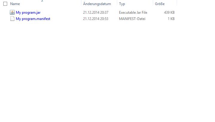 Converting Jar Files To Windows Executables Jar_an10