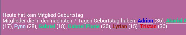 [Update] Neue Zeitzonen Screen14