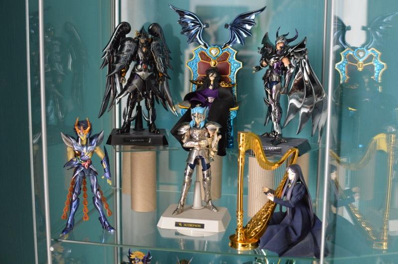Ma collection saint seiya et autres ...  Dsc_0017