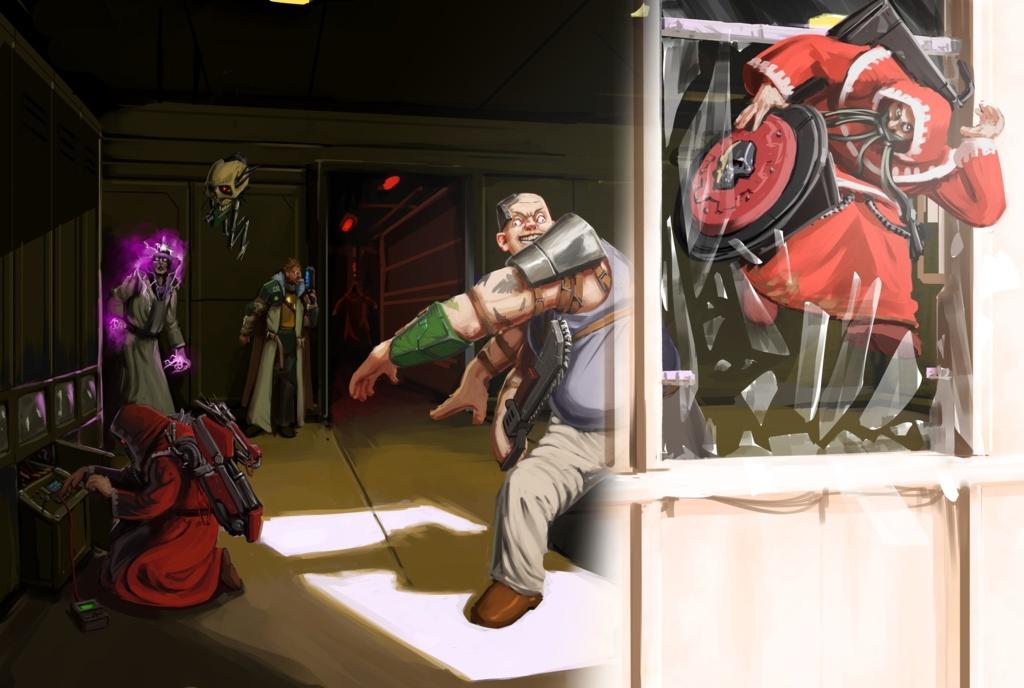 [W40K] Collection d'images : Warhammer 40K divers et inclassables - Page 2 0edc1d10
