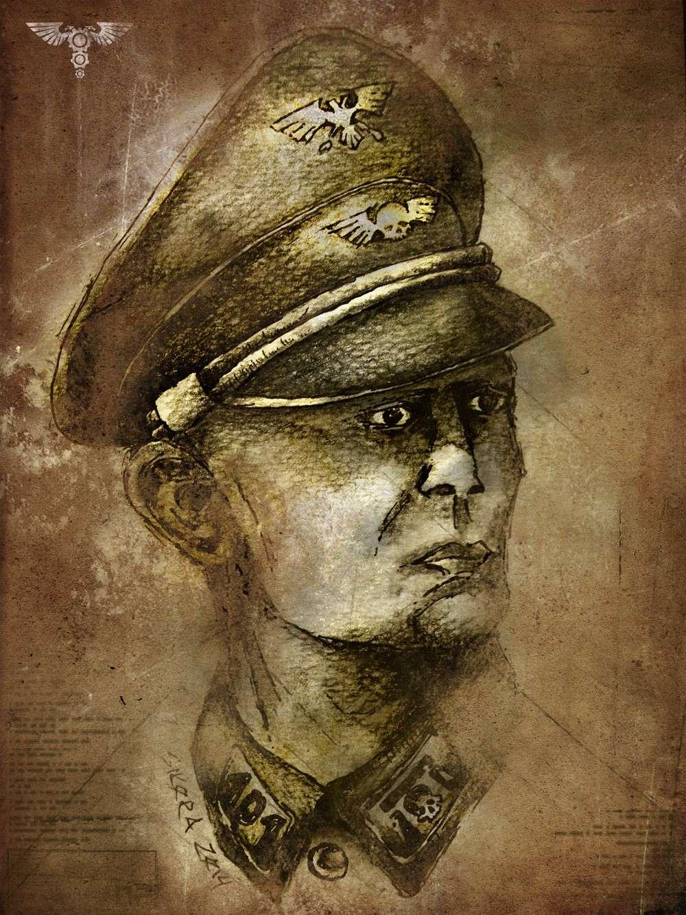[W40K] Collection d'images : La Garde Impériale - Page 4 856b2b10