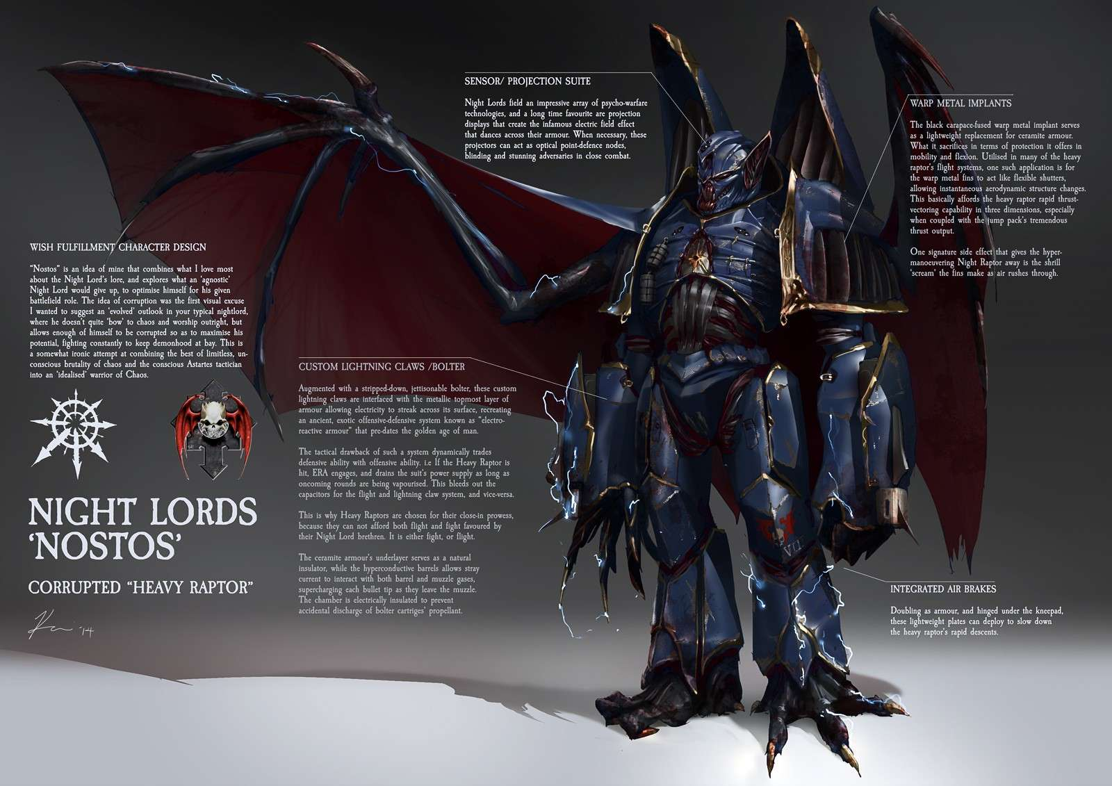 [W40K] Collection d'images : Space Marines du Chaos - Page 4 A4189410