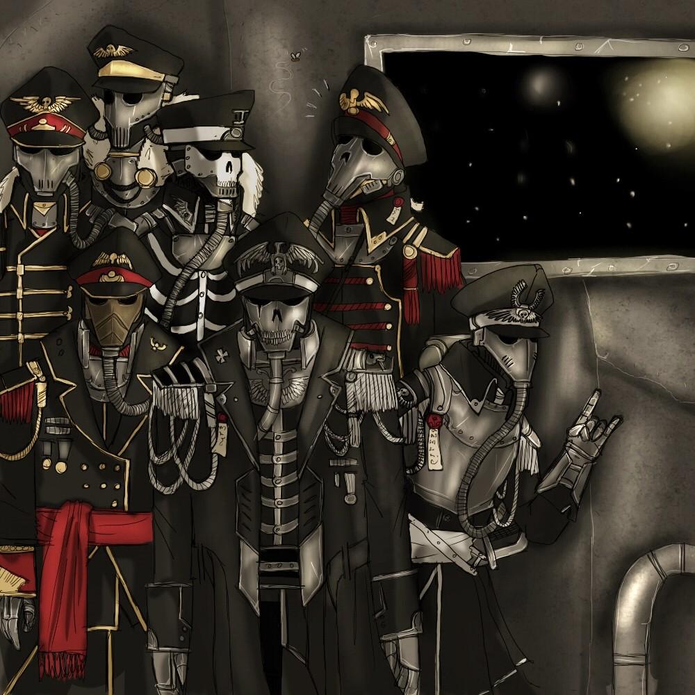 [W40K] Collection d'images : La Garde Impériale - Page 3 Cowork10