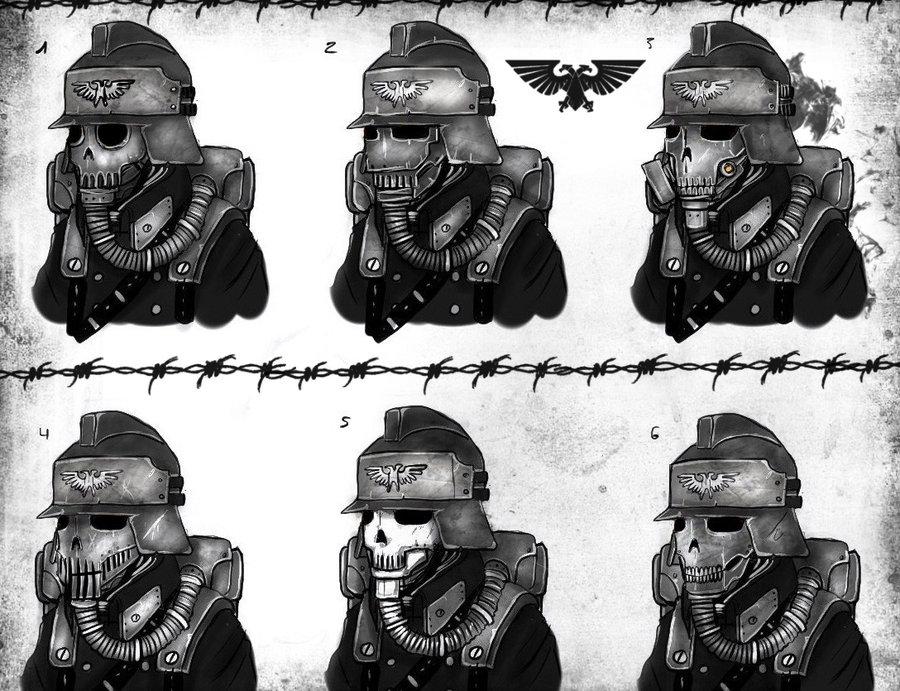 [W40K] Collection d'images : La Garde Impériale - Page 3 Death_10