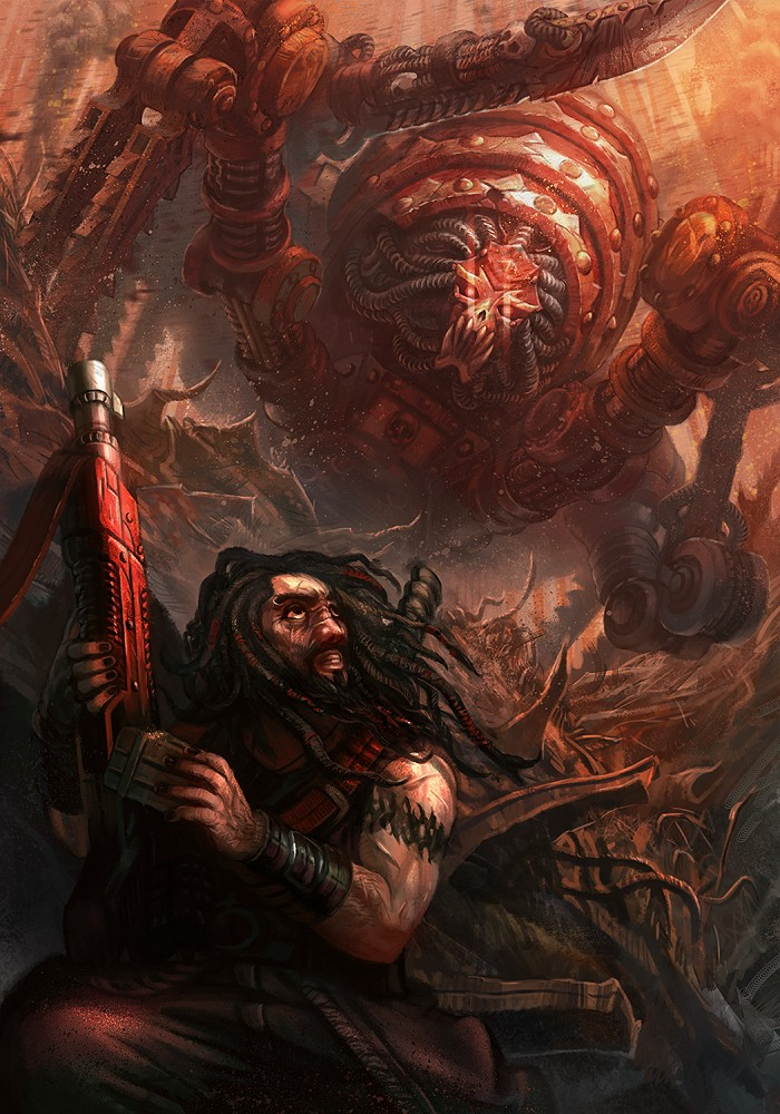 [W40K] Collection d'images : Warhammer 40K divers et inclassables - Page 2 Ea7c9f10