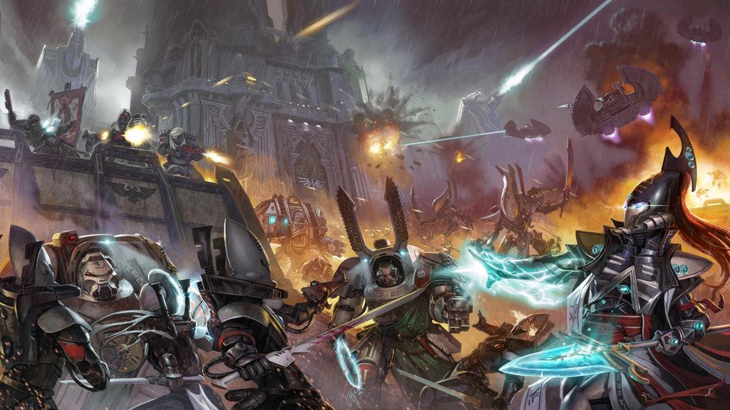 [W40K] Collection d'images : Warhammer 40K divers et inclassables - Page 2 Eterna10