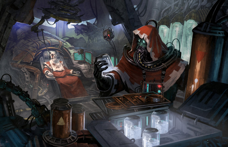 [W40K] Collection d'images : Adeptus Mechanicus F333ff11