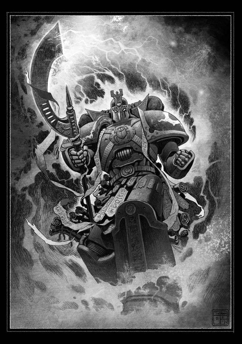 [W40K] Collection d'images : Space Marines - Page 6 F7a03e11