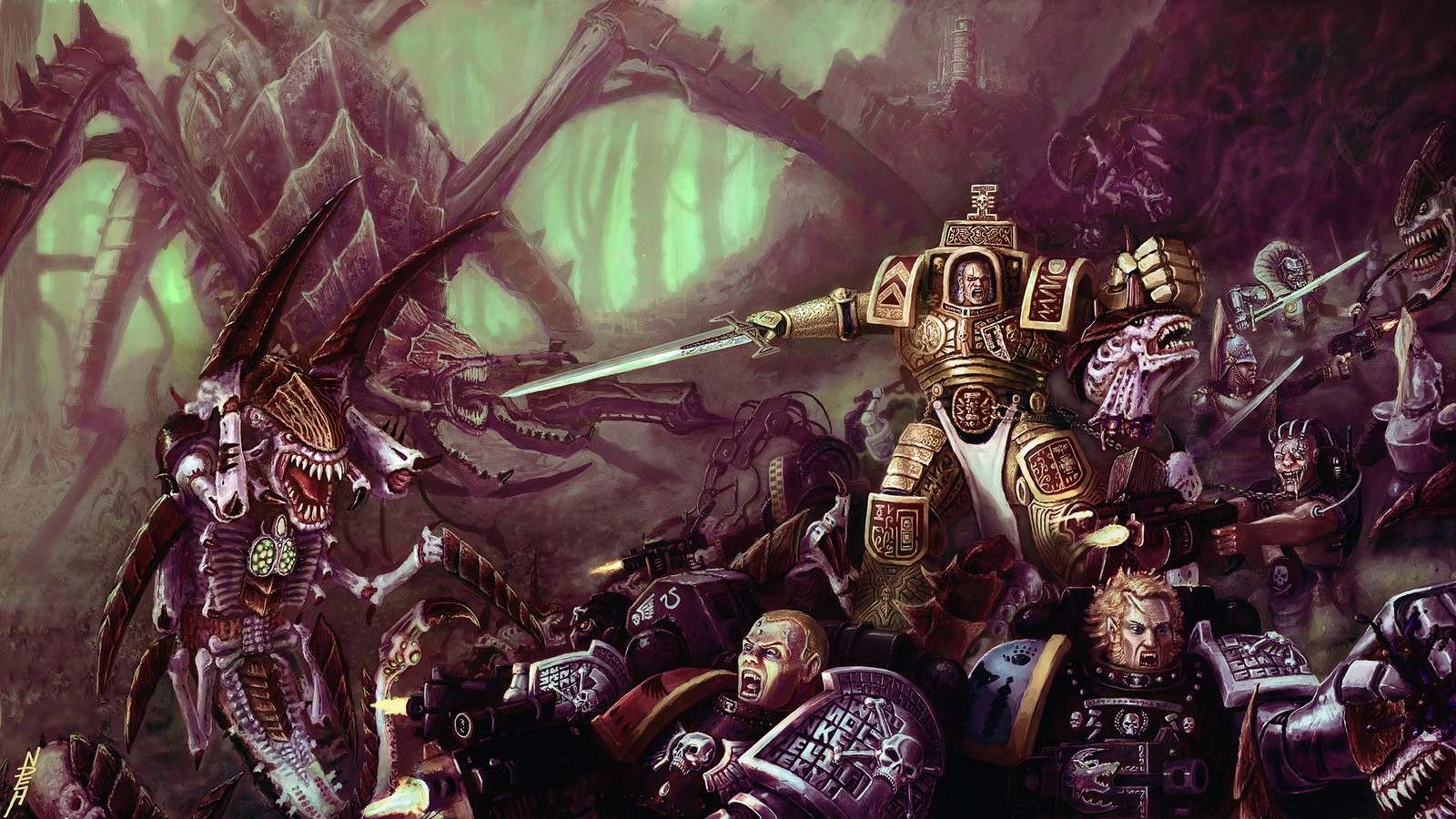 [W40K] Collection d'images : Space Marines - Page 6 Swarme10