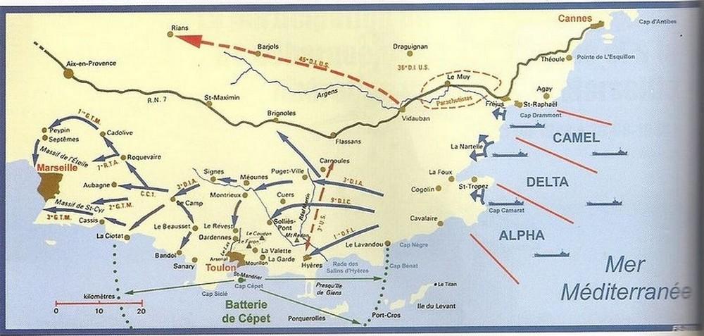 [Sujet unique] 70ème anniversaire du débarquement en Provence - Page 3 0190