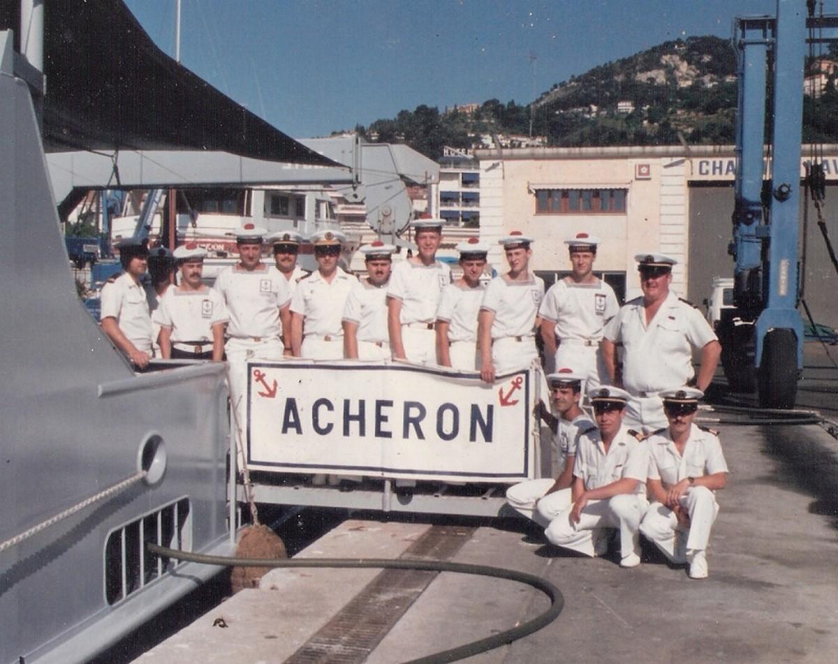 ACHERON (BB - PLONGEURS DÉMINEURS ) 030