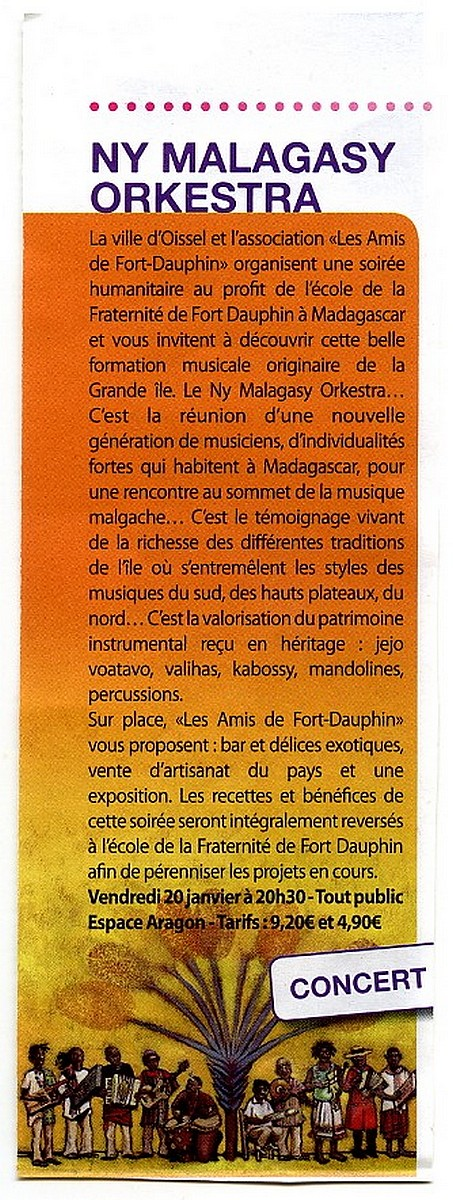 FORT-DAUPHIN  TOLAGNARO - Page 6 033