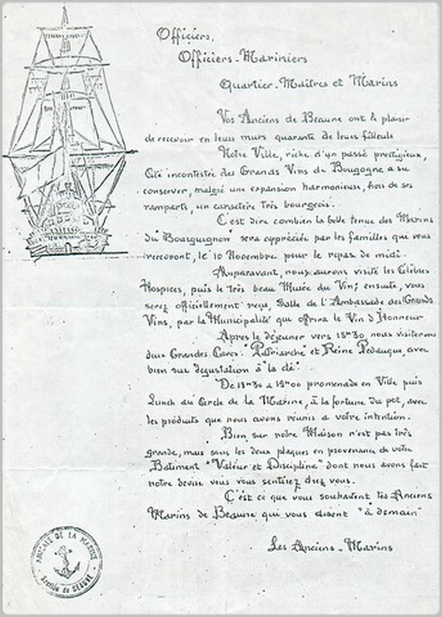 LE BOURGUIGNON (ER) 0352