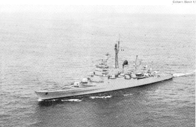 COLBERT (1957-1991) (Croiseur) 0379