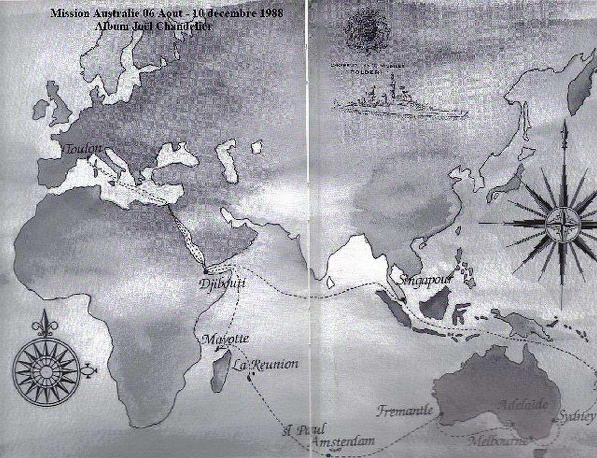 COLBERT (1956) (Croiseur) - Page 5 0380