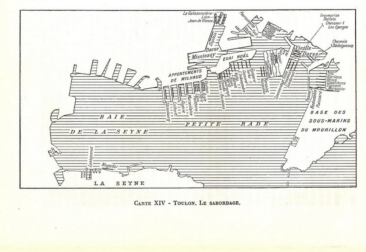 [Histoire et histoires] Toulon : Sabordage de la Flotte (photos) - Page 3 041