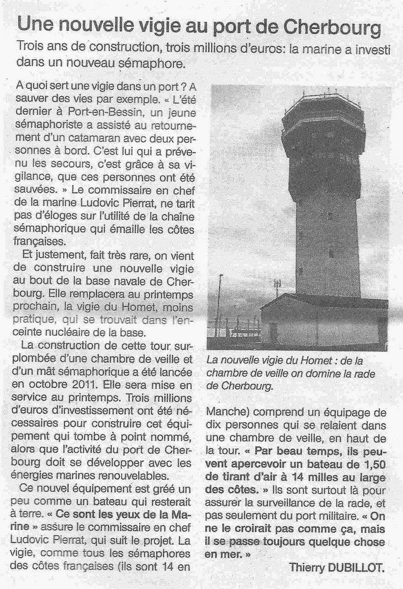 VIGIE DU HOMET (Cherbourg 50) 0443